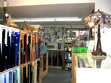 TJ Homecrafts Stain Glass Store